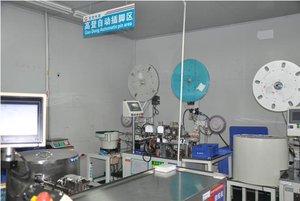 高登电器:以机器人提升继电器智能化水平