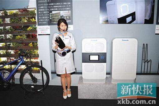 日本松下公司推出电动自行车共享电池
