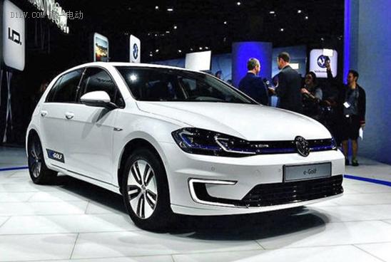 2017年大众/宝马/奔驰八大外资品牌新能源车型规划,插电式混动车成主流
