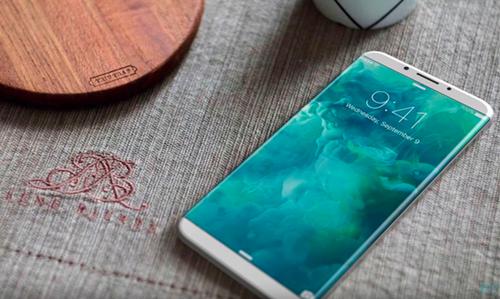 iPhone8无Home键?已公开相关专利