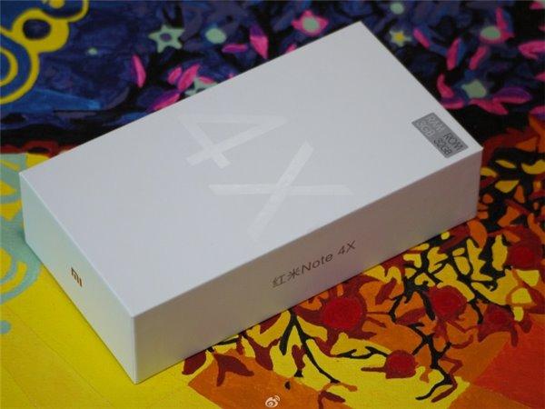 红米Note4X开箱评测:手机背面三段式设计无色差