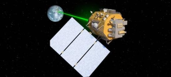 "NASA研发太空激光技术:让太空传输迈入""宽带""时代"