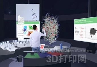 研究人员计划携3D打印+VR技术走进医学