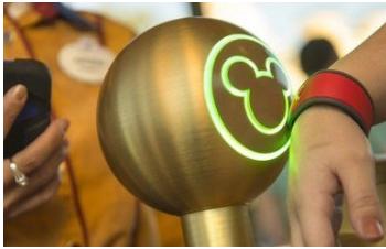 增强游客体验! 迪斯尼推出魔法腕带MagicBand 2