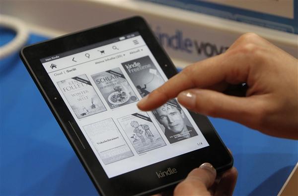 亚马逊Kindle平台突然封杀全彩成人漫画