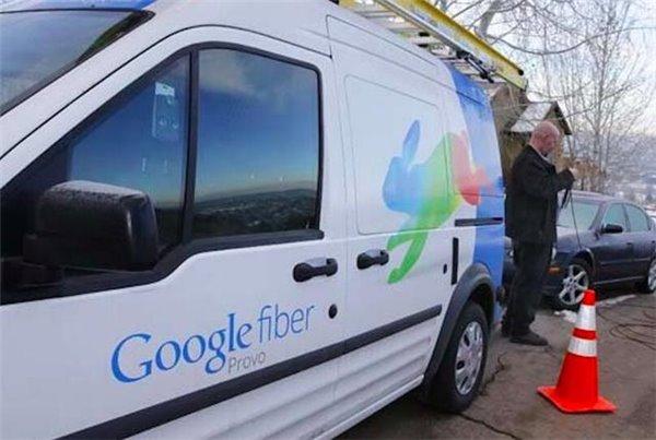 谷歌缩减光纤上网业务规模:数百员工转岗