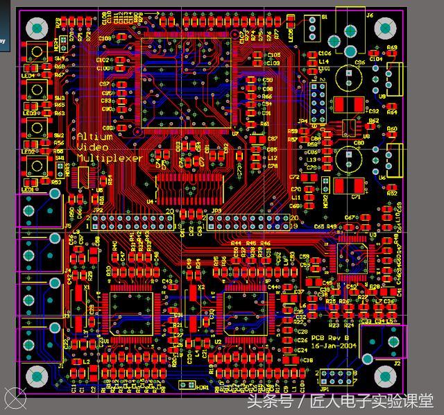 背景工程师需要具备哪些主要技?-OF室内设计电子墙抽像森林画图片