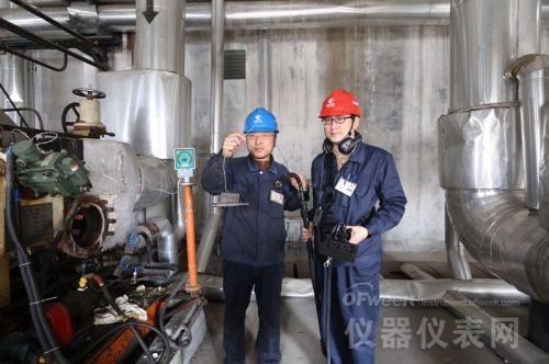 """维修水泵用上""""蛇眼探测仪"""" 企业省下20万元"""