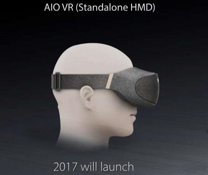 华硕计划年底发布一款独立VR头显