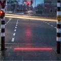 """""""荷兰开始在人行道上试点LED交通信号灯"""""""