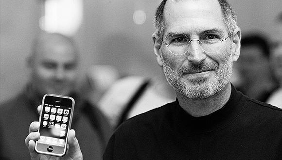"""苹果连续十年当选""""全球最受赞赏公司"""""""