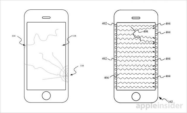 """苹果新专利""""玻璃面板断裂检测""""获批"""