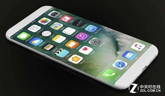 iPhone8屏幕已归三星 苹果为何密会京东方?