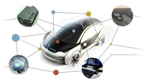 自动驾驶汽车上都用到了哪些传感器?
