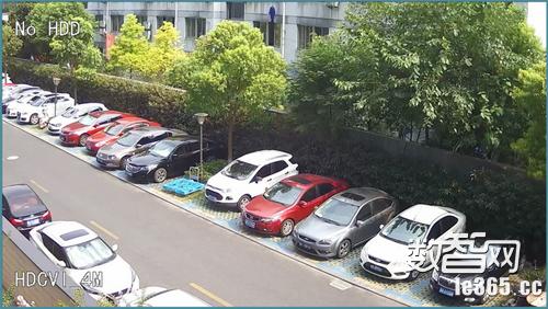 大华发布HDCVI同轴高清400万像素摄像机:突破像素极限