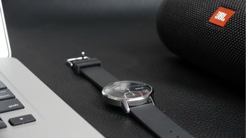 Withings智能手表评测:这次给诺基亚打几分?