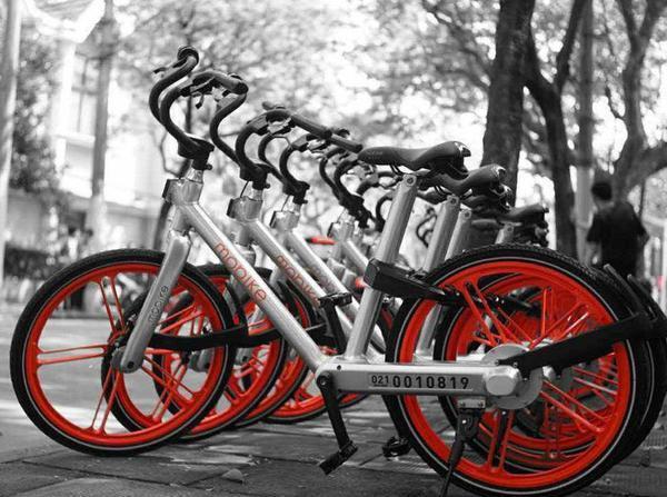 摩拜,ofo等国内主流共享单车平台大汇总