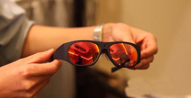 腾讯投资美国AR眼镜公司 背后是怎样一盘大棋?