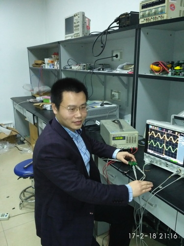 华中科大谭旻在电源调制射频功放领域发表JSSC论文