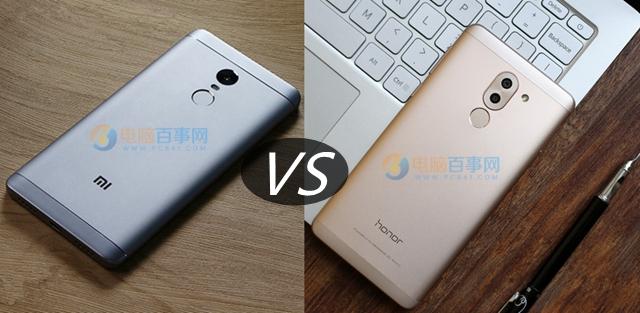 红米Note4X与荣耀畅玩6X哪个好 荣耀畅玩6X对比红米
