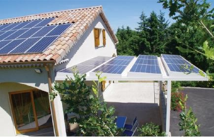 城市别墅屋顶安装太阳能发电系统需要符合哪些条件?