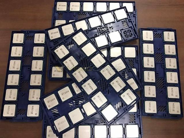 中国制造 Ryzen处理器真身曝光