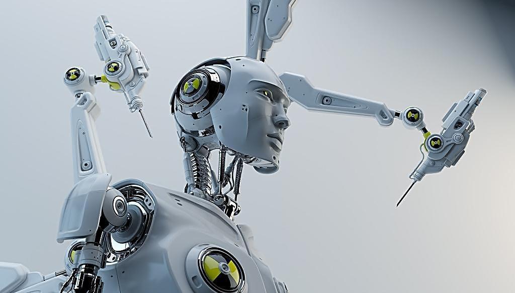 【前沿】未来医疗机器人或许能消灭癌症