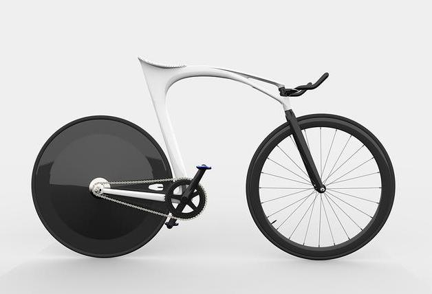 奔驰,奥迪,特斯拉,法拉利,它们各有各的特点……        那么,自行车