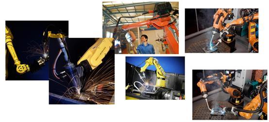 工业机器人弧焊工作站的分析
