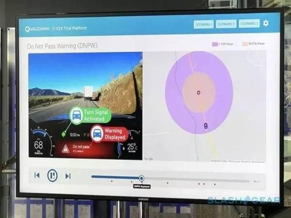 LG和高通合作 测试5G车联网