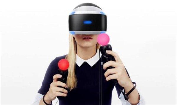 91万套:索尼PS VR全球市场销量一骑绝尘