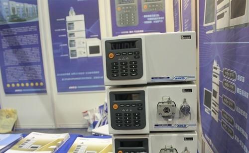 国产分析仪器代表企业依利特亮相China Lab