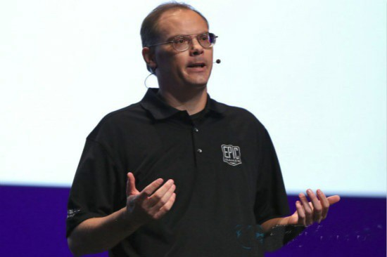 Epic CEO:VR/AR走进大众市场面临两大障碍