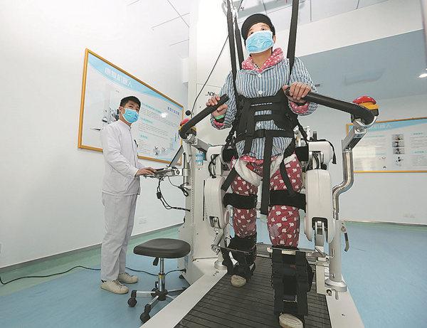 中国医疗机器人技术日据竞争力