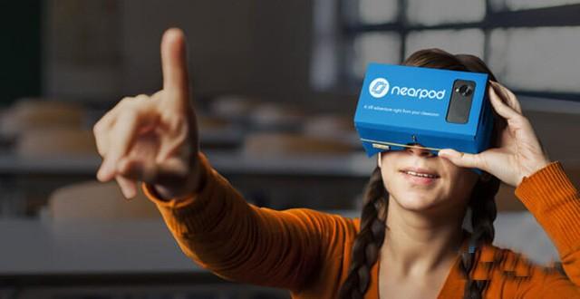 Nearpod完成2100万美元融资 进军VR教育