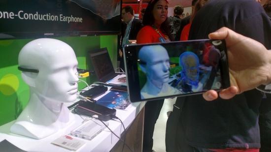 联想移动端AR行业应用解决方案亮相MWC 2017