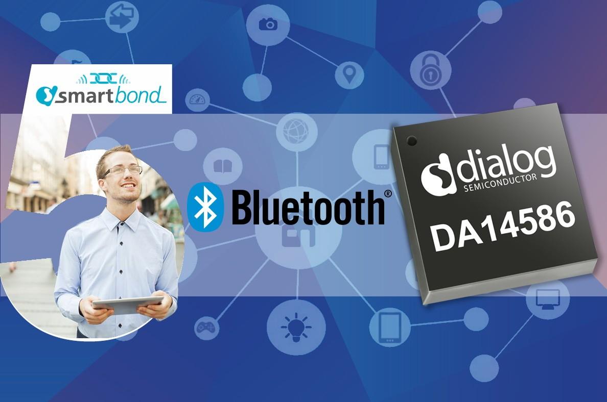 Dialog公司推出最新蓝牙5.0 SoC 具有无可比拟的性能