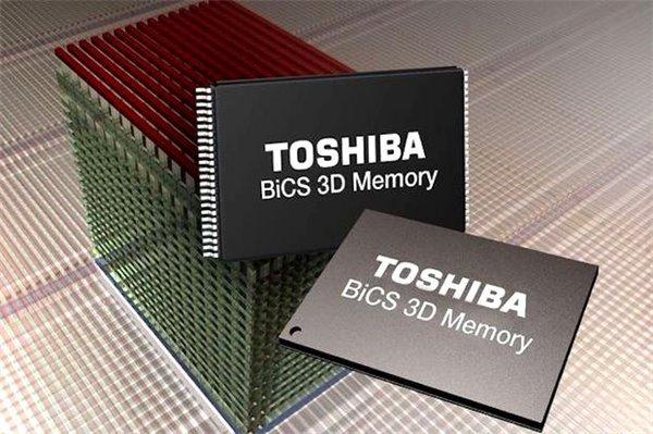 东芝本周发出出售内存芯片业务问询函 竞购价或达130亿美元