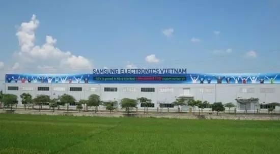 三星显示器越南工厂员工与保安冲突 上千人暴动