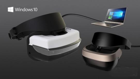 微软首款VR头盔体验手记:60fps,定位良好,穿脱轻松