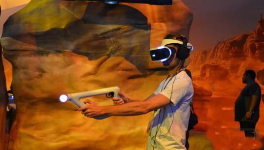 索尼枪型控制器Aim将于五月上市 对应游戏正在开发中