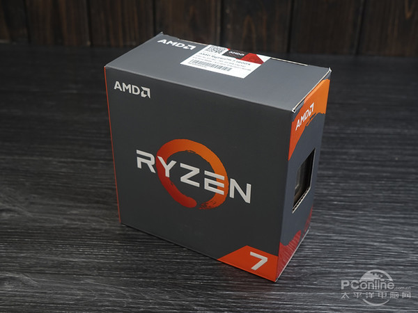 锐龙AMD Ryzen 7处理器评测:锐龙 Ryzen 7处理器牛在哪?新U游戏性能稍逊i7?