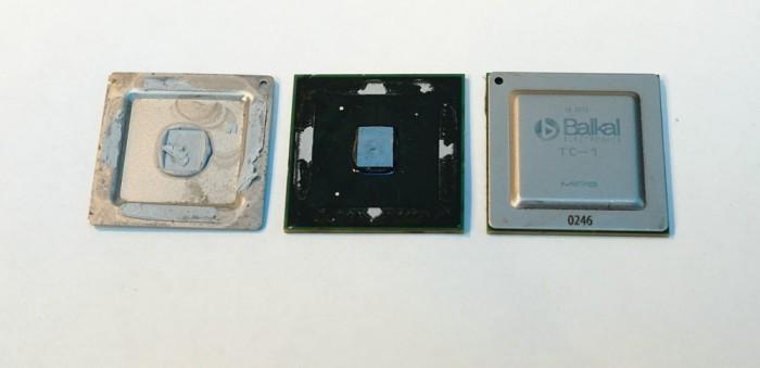 MIPS架构处理器Baikal-T1内部细节曝光