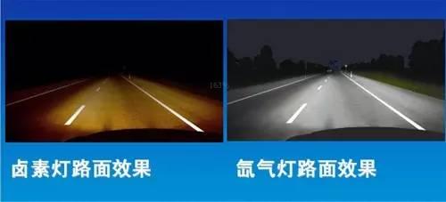 解析卤素、氙气、LED与激光灯的优缺点
