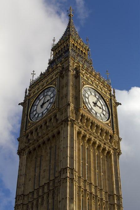 英国科学家借助激光映射来研究大本钟的独特音色
