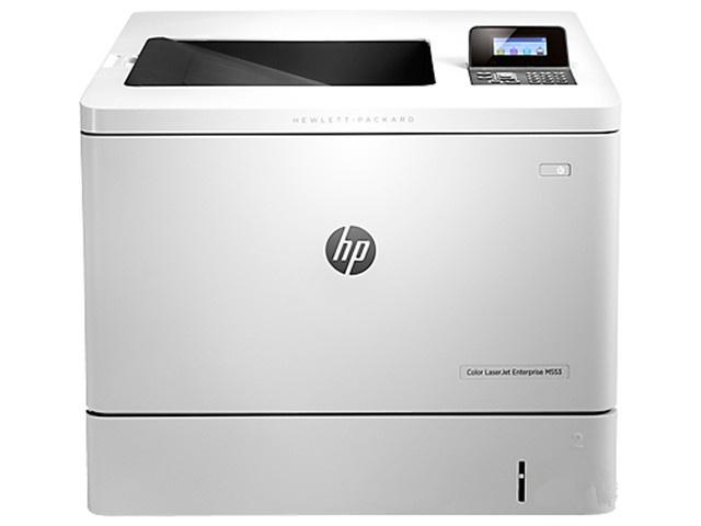 惠普推出553DN彩色激光打印机