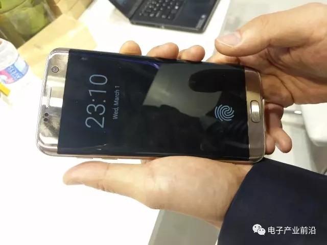 揭秘汇顶科技光学指纹黑科技:比iphone8还牛