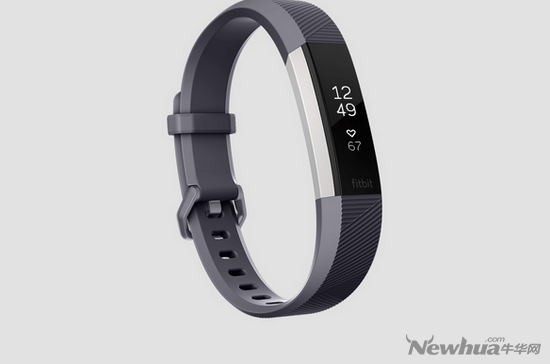 Fitbit Alta HR正式发布:外形时尚、内置心率传感器