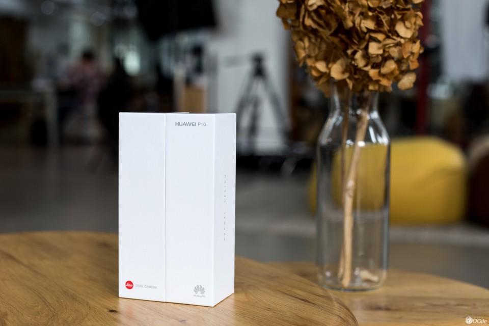 华为 P10开箱体验:一款综合素质较强的国产手机?