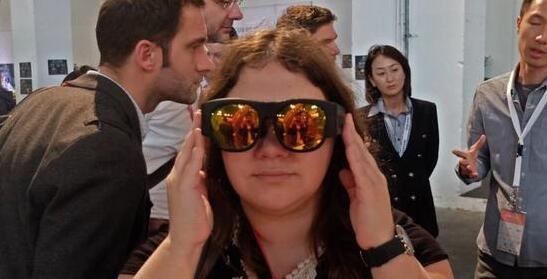 三星AR眼镜Monitorless上手体验